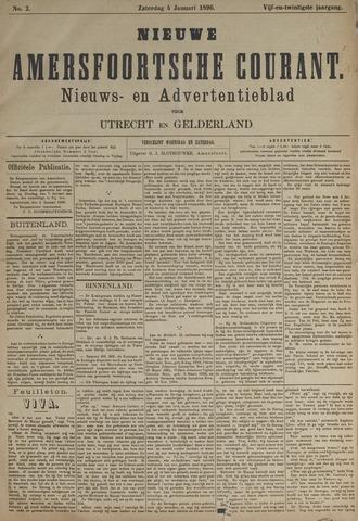 Nieuwe Amersfoortsche Courant 1896-01-04