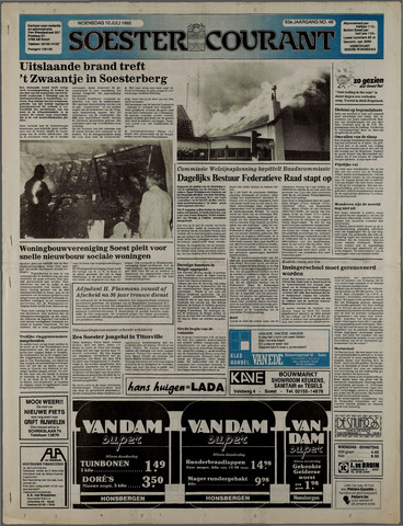 Soester Courant 1985-07-10