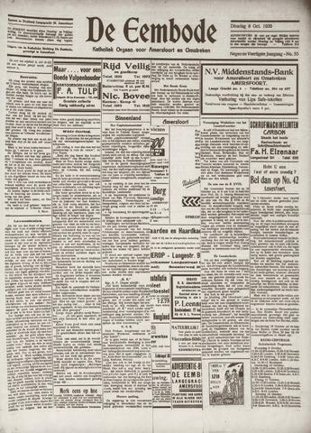 De Eembode 1935-10-08