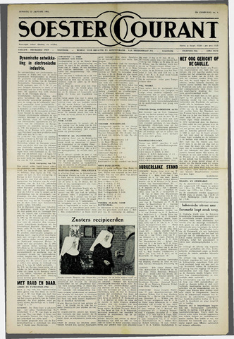 Soester Courant 1963-01-15