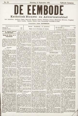 De Eembode 1901-09-21