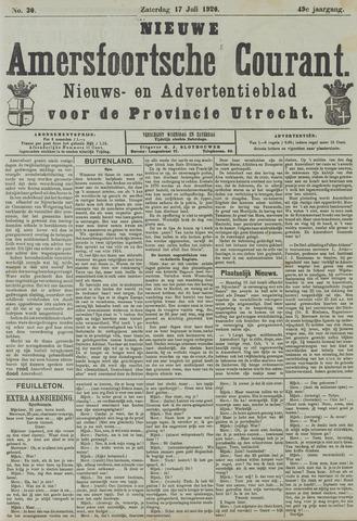Nieuwe Amersfoortsche Courant 1920-07-17