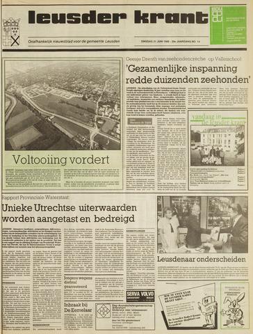 Leusder Krant 1988-06-21
