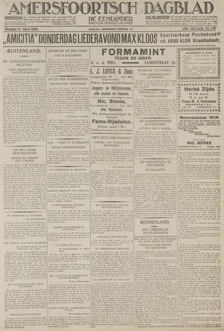 Amersfoortsch Dagblad / De Eemlander 1928-04-17