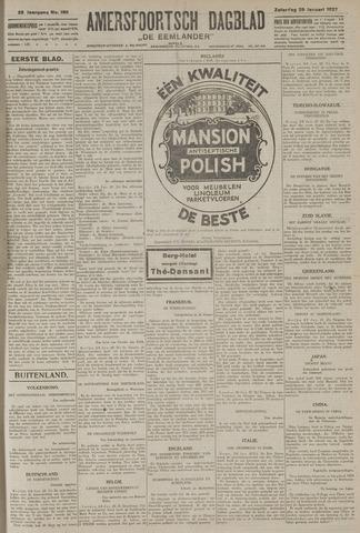 Amersfoortsch Dagblad / De Eemlander 1927-01-29