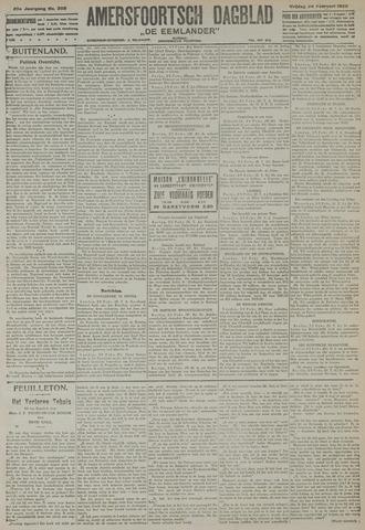 Amersfoortsch Dagblad / De Eemlander 1922-02-24