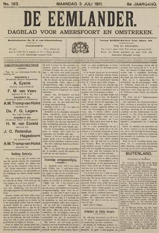 De Eemlander 1911-07-03