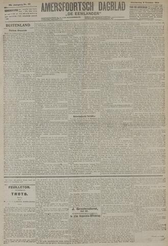 Amersfoortsch Dagblad / De Eemlander 1919-10-09