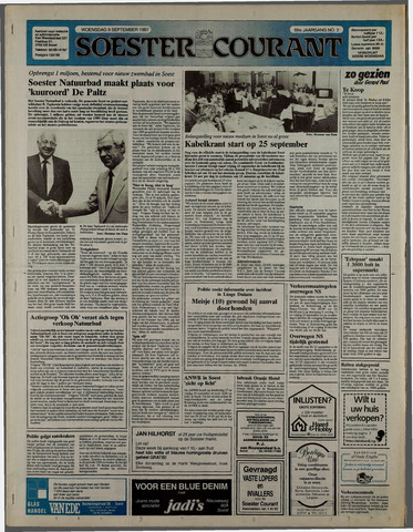 Soester Courant 1987-09-09