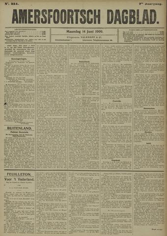 Amersfoortsch Dagblad 1909-06-14