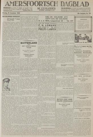 Amersfoortsch Dagblad / De Eemlander 1929-12-10