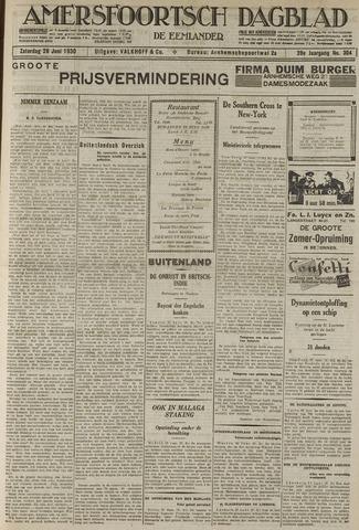 Amersfoortsch Dagblad / De Eemlander 1930-06-28
