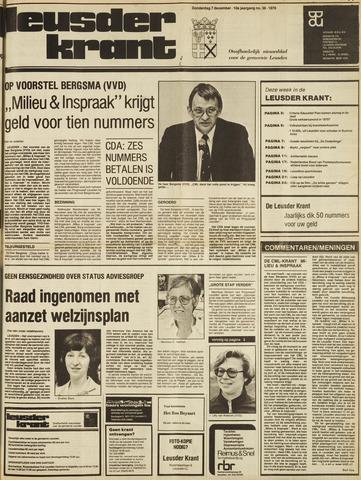 Leusder Krant 1978-12-07