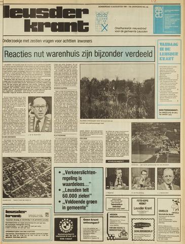 Leusder Krant 1981-08-13