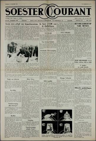 Soester Courant 1963-10-22