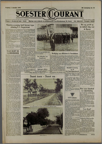 Soester Courant 1971-10-01