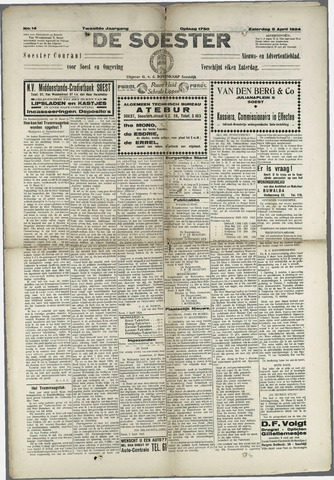 Soester Courant 1924-04-05