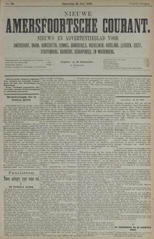 Nieuwe Amersfoortsche Courant 1883-07-28