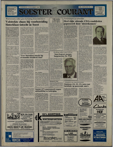Soester Courant 1989-11-15