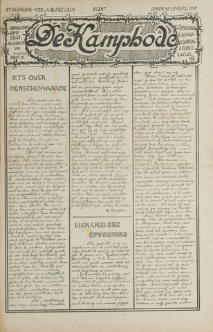 De Kampbode 1918-04-21