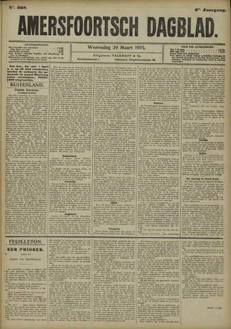 Amersfoortsch Dagblad 1905-03-29