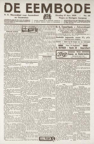 De Eembode 1925-11-17