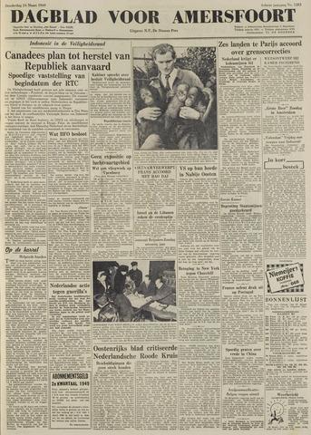 Dagblad voor Amersfoort 1949-03-24