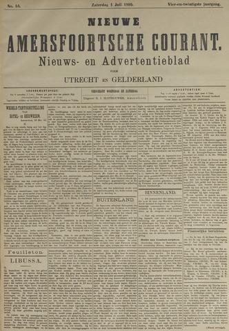 Nieuwe Amersfoortsche Courant 1895-07-01