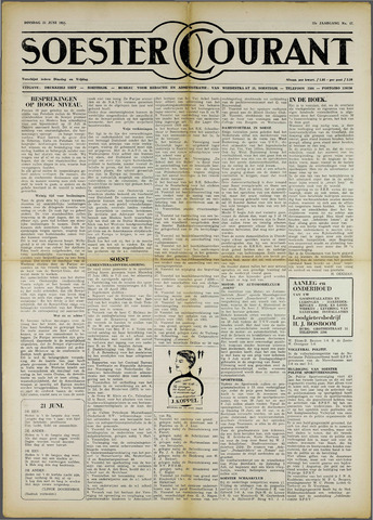 Soester Courant 1955-06-21