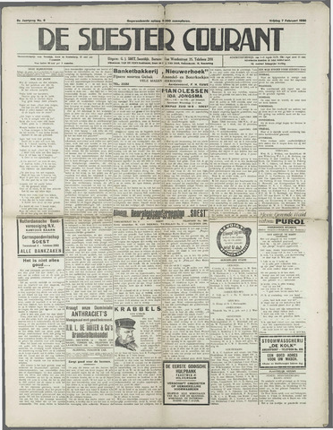 Soester Courant 1930-02-07