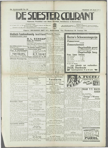 Soester Courant 1935-06-28
