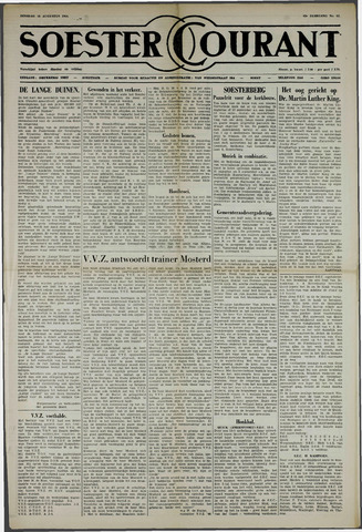 Soester Courant 1964-08-18