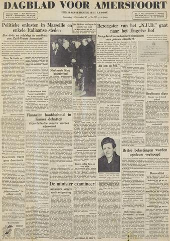 Dagblad voor Amersfoort 1947-11-13