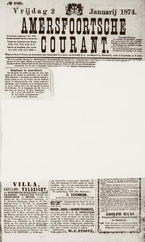 Amersfoortsche Courant 1874