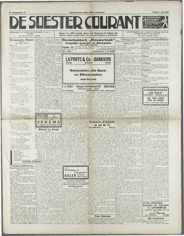 Soester Courant 1930-07-04