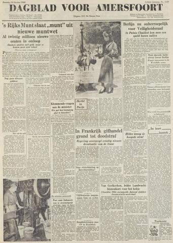 Dagblad voor Amersfoort 1948-10-16