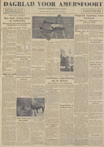 Dagblad voor Amersfoort 1947-05-17