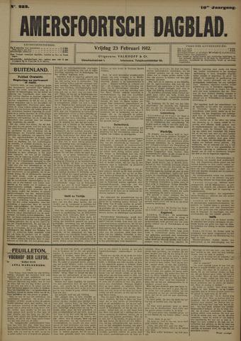 Amersfoortsch Dagblad 1912-02-23