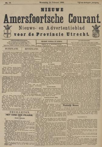 Nieuwe Amersfoortsche Courant 1906-02-14