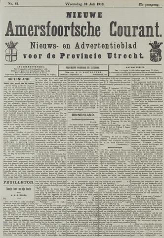 Nieuwe Amersfoortsche Courant 1913-07-30