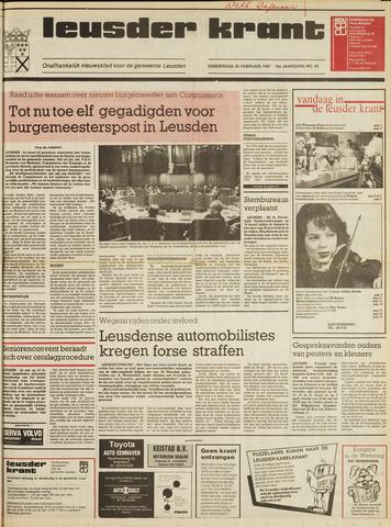 Leusder Krant 1987-02-26