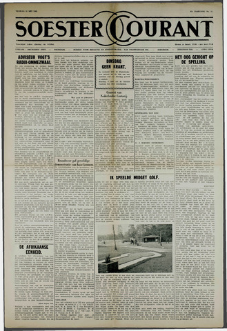 Soester Courant 1963-05-31