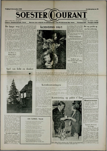 Soester Courant 1965-12-24