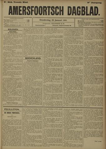 Amersfoortsch Dagblad 1911-01-26