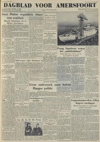 Dagblad voor Amersfoort 1949-10-12