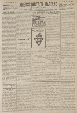 Amersfoortsch Dagblad / De Eemlander 1927-04-28