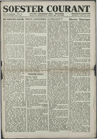 Soester Courant 1946-01-22