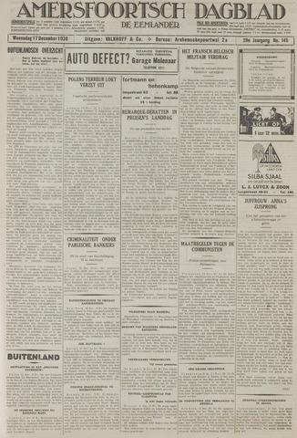 Amersfoortsch Dagblad / De Eemlander 1930-12-17