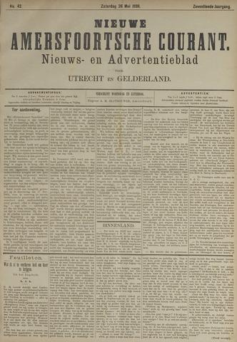 Nieuwe Amersfoortsche Courant 1888-05-26
