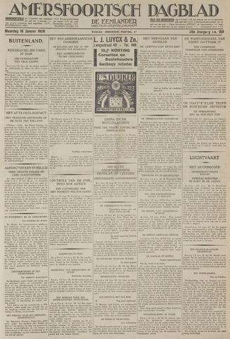 Amersfoortsch Dagblad / De Eemlander 1928-01-16